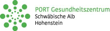 PORT Gesundheitszentrum Schwäbische Alb Hohenstein Logo
